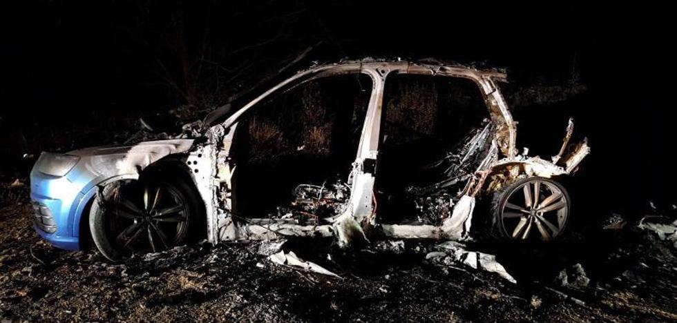 Los ladrones que tirotearon a la Guardia Civil en Madrid huían en un coche robado en Valladolid