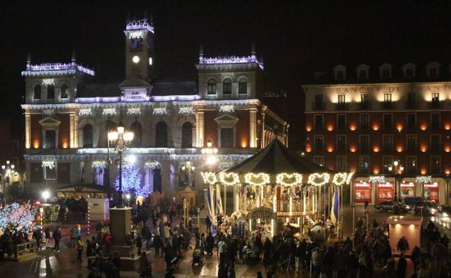 Un mercado navideño, un concierto de góspel y vídeo- proyecciones para Navidad