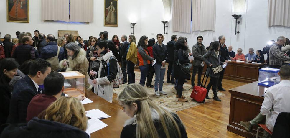 Los votos estudiantiles serán decisivos en la definitiva elección rectoral del día 30