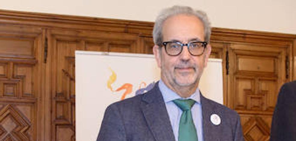 Gonzalo Goytisolo pintará el retrato para inmortalizar al rector Ruipérez