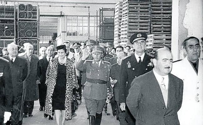 La década de los 50, desde la autarquía hasta el desarrollismo