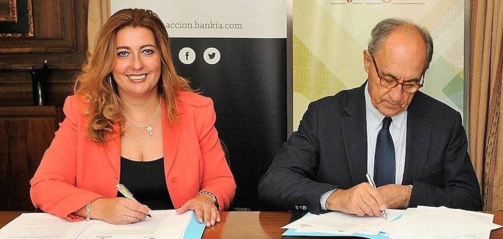 Bankia y la Fundación Caja Segovia convocan 20 ayudas para asociaciones segovianas