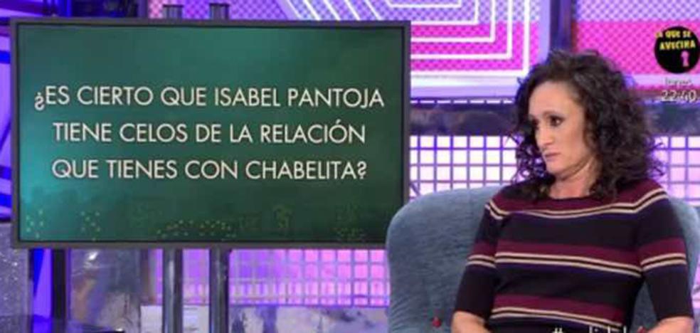 Isabel Pantoja demanda a Dulce