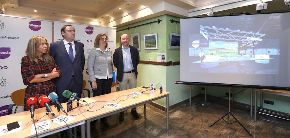 Palencia Turismo promocionará la capital y la provincia en Intur