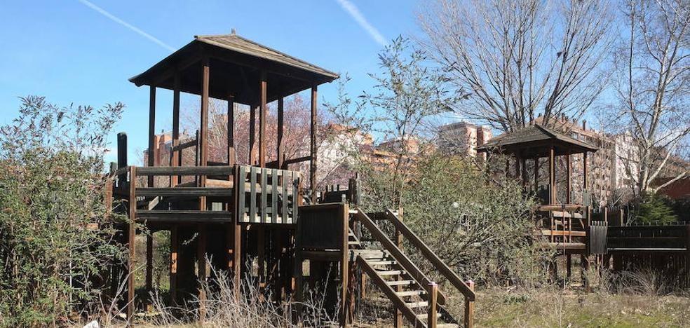 La rehabilitación del parque de Juan de Austria tendrá partida en el presupuesto de 2018