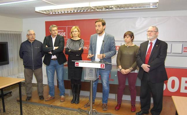 El PSOE pide que la Diputación transfiera catorce millones a los ayuntamientos