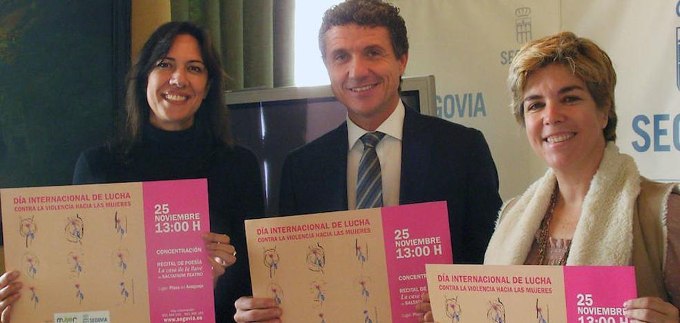 En Segovia han sido atendidas este año 32 mujeres víctimas de violencia de género