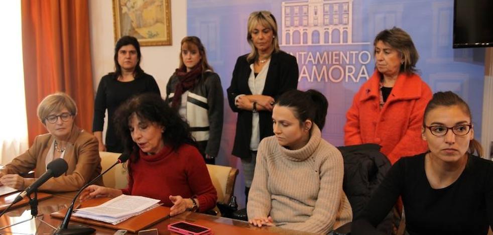 La campaña contra la violencia de género de Zamora desata la polémica por utilizar chistes machistas