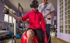 Realidad virtual para volver a andar