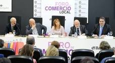 La dinamización del comercio, a análisis en un foro en Valladolid