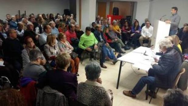 La agrupación Jaime Vera elige a sus delegados para el congreso provincial del PSOE