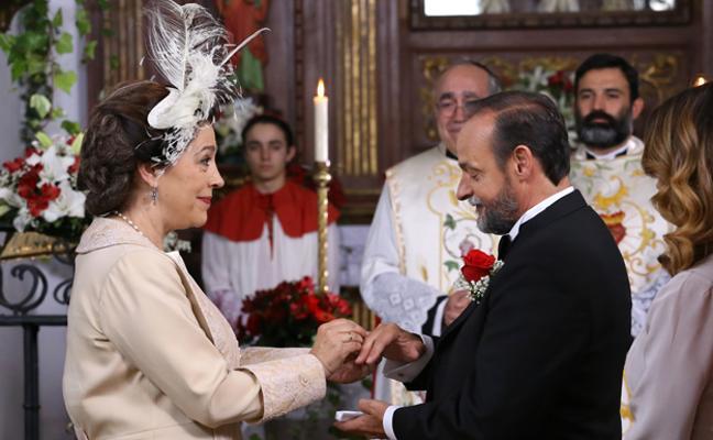 La boda más esperada de 'El secreto de Puente Viejo'