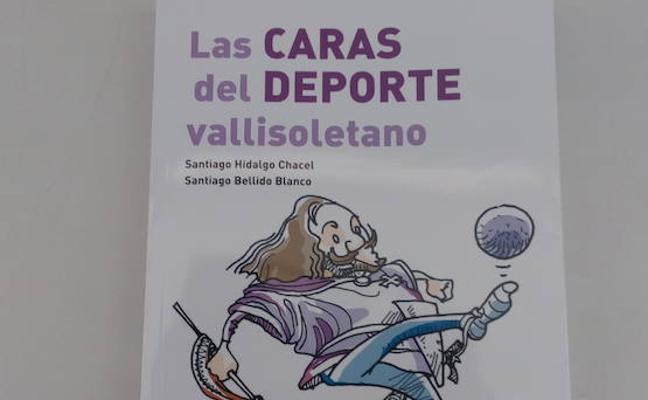 Las caras (y sus caricaturas) del deporte vallisoletano