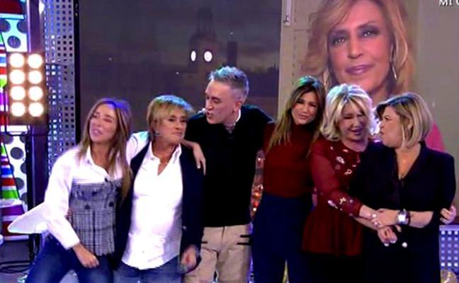 Terelu Campos dará las Campanadas en Mediaset
