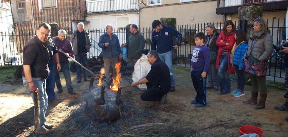 Ocho pueblos se suman al calendario de la matanza tradicional de la Diputación