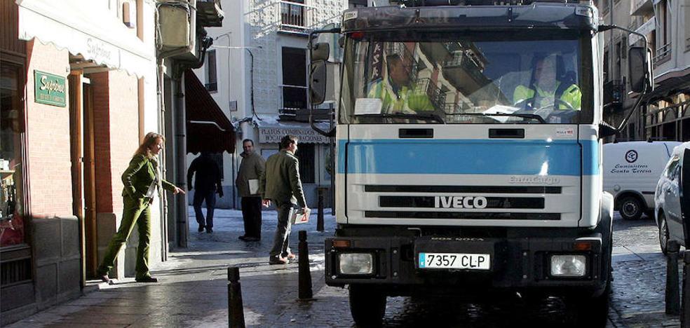 El Consejo de Cuentas insta a cambiar el contrato de recogida de basuras de Segovia