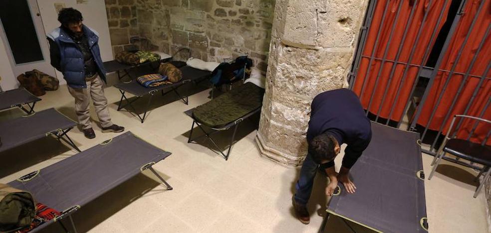 Caritas ha atendido a 220 personas sin hogar este año en Aranda