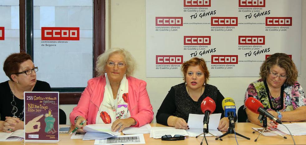 En Segovia hay más de 130 mujeres con protección policial