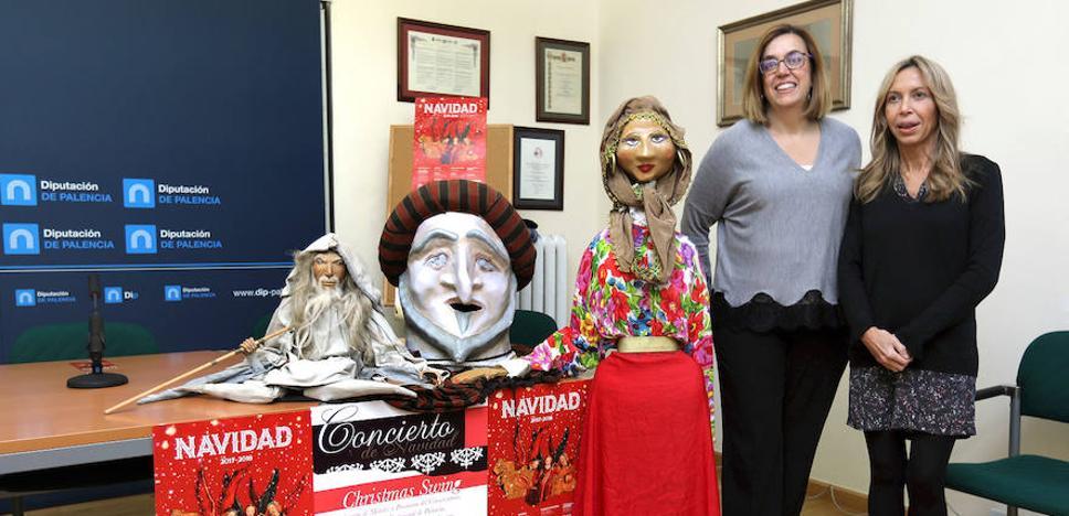 Palencia se prepara para una Navidad cultural
