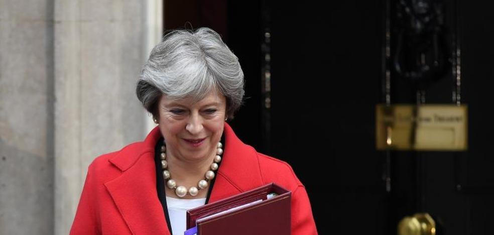 Rebaja sustancial del crecimiento previsto de la economía británica