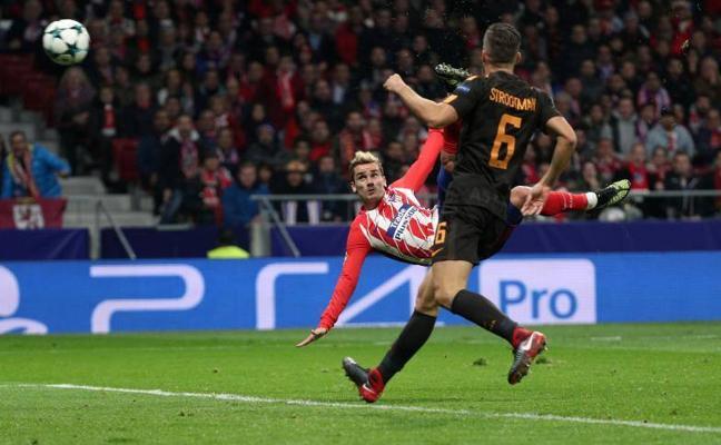 El Atlético mantiene la fe a la espera de un milagro en Roma