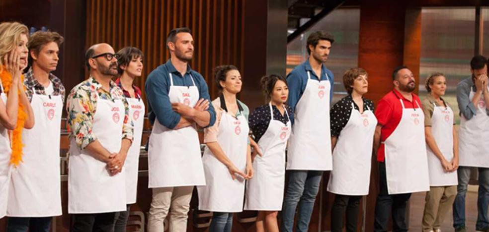 Saúl Craviotto vence en la final de 'Masterchef Celebrity' a Silvia Abril