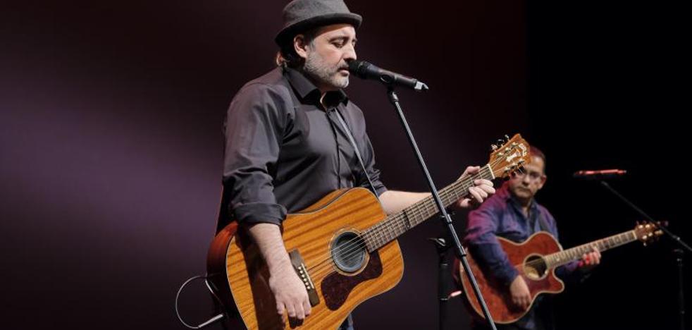 Un concierto en el teatro Calderón pone el broche final al congreso sobre franquismo