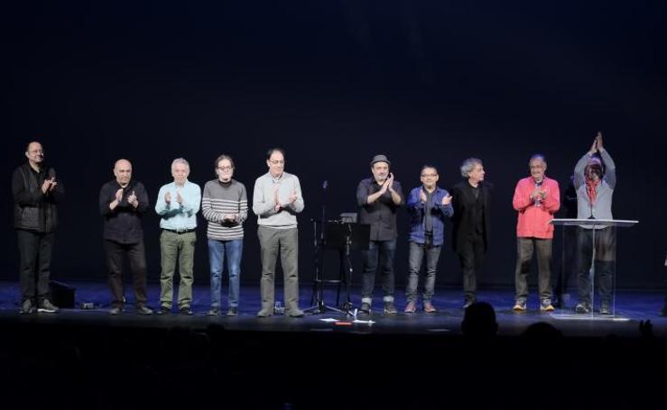 El congreso El franquismo a debate finaliza en el Teatro Calderón de Valladolid con el concierto Un millón de sueños