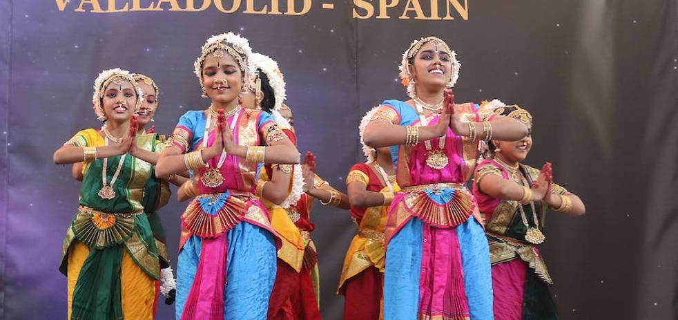 Valladolid recibe las finales de la Olimpiada cultural de la India