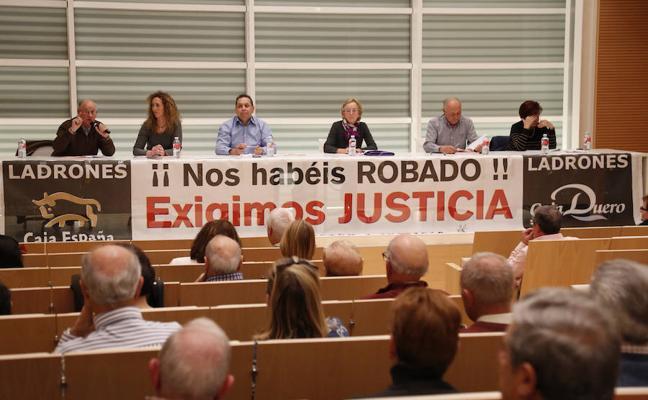 Razón y Justicia se disuelve con 32,5 millones recuperados para los preferentistas
