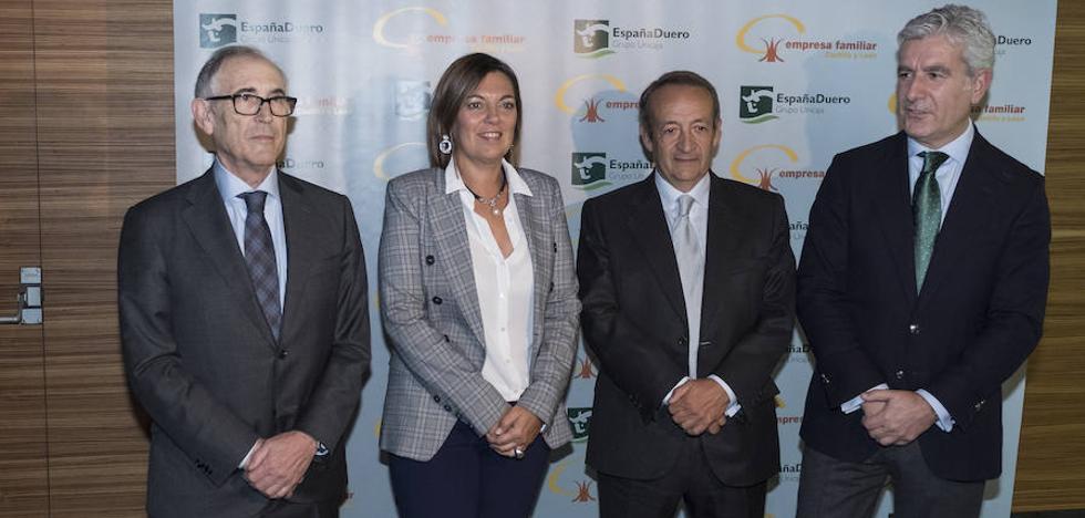 Empresa Familiar reconoce la trayectoria de la familia Zarzuela