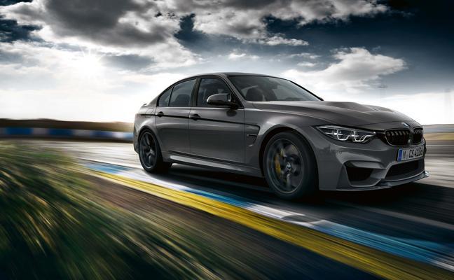 BMW M3 CS, solo para diez