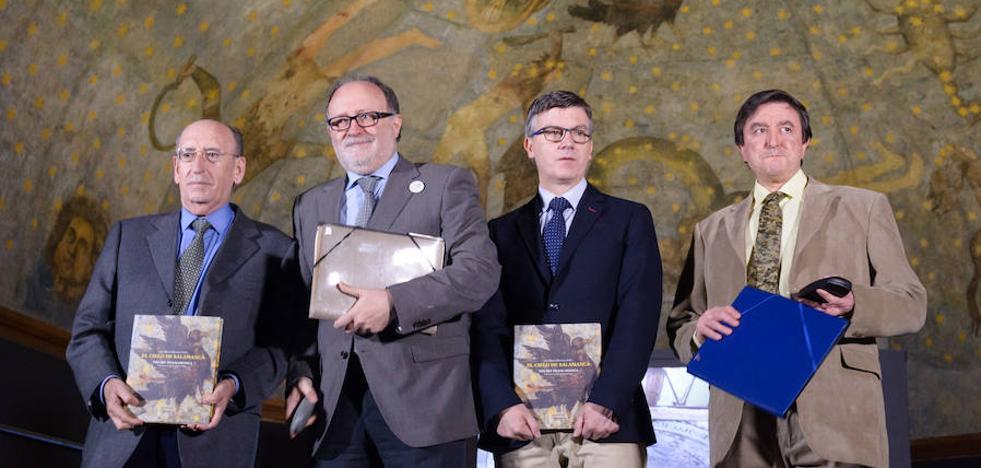 El Cielo de Salamanca irradia grandiosidad en formato de libro