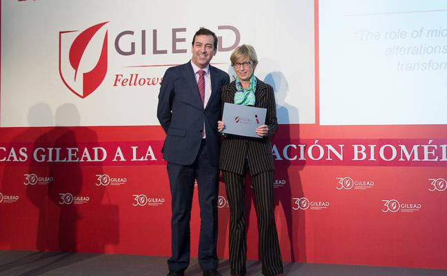 Una investigación salmantina de Hematología recibe una Beca Gilead