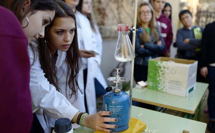 La semana de la ciencia en Segovia