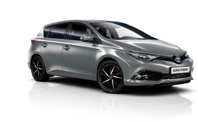 La nueva gama Toyota Auris