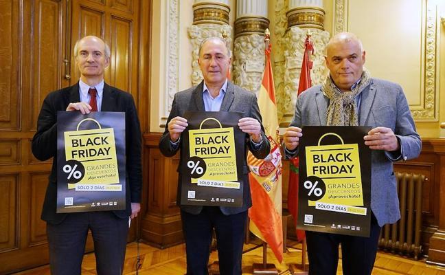 450 comercios celebran el viernes y sábado el Black Friday