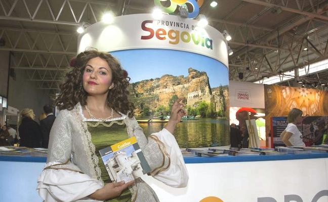 Segovia exhibe su naturaleza y tradiciones en la Feria de Turismo Interior