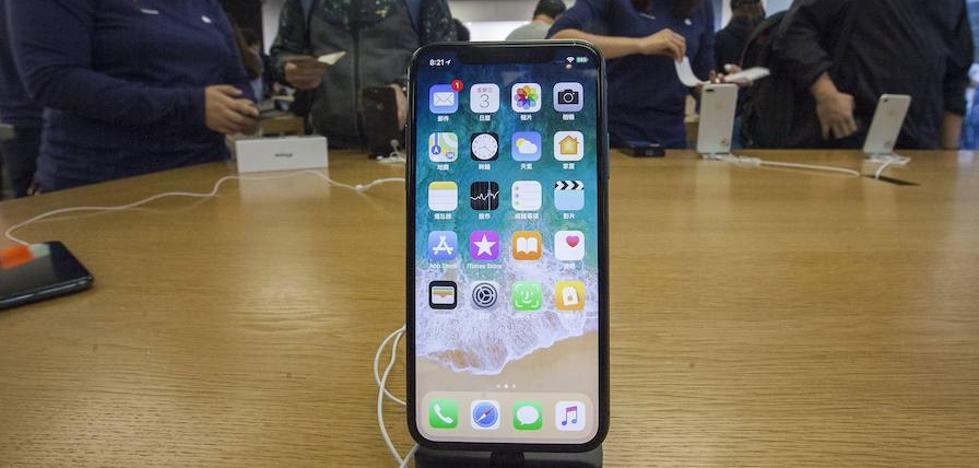 Apple usó menores para construir su iPhone X en China