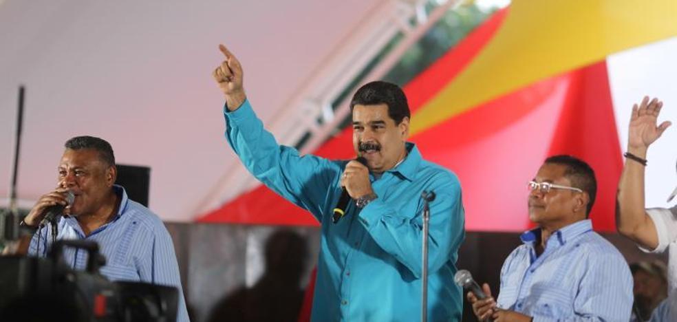 Maduro dice que irá «pronto» a Madrid para participar en un programa televisivo