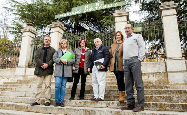 El 70% de los profesores del CIFP Felipe VI son interinos