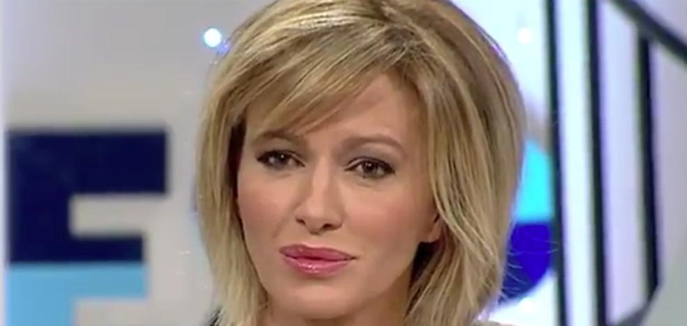 Susanna Griso se despide de su madre, rodeada de familiares y amigos