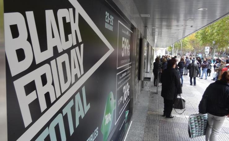 Black Friday en Valladolid