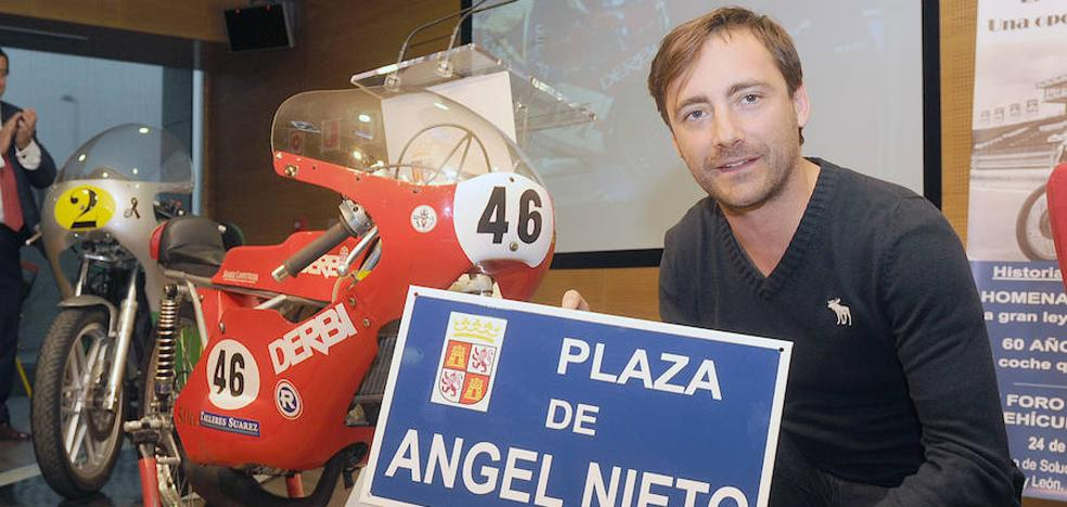 El Foro de Vehículos Históricos homenajea a Ángel Nieto y al Seat 600