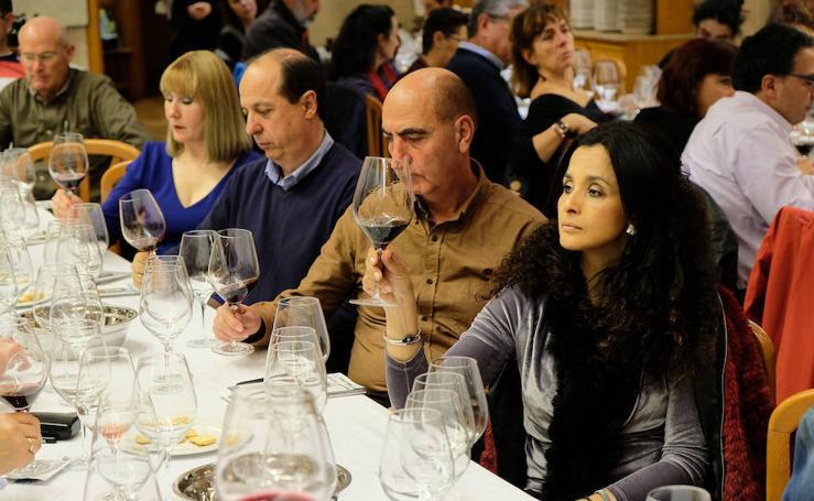 Cata del Otoño Enológico en el restaurante La Codorniz