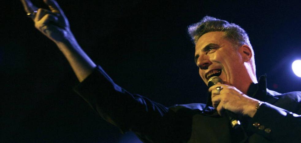 Loquillo llega al Miguel Delibes en el tramo final de su gira Salud & Rock and roll