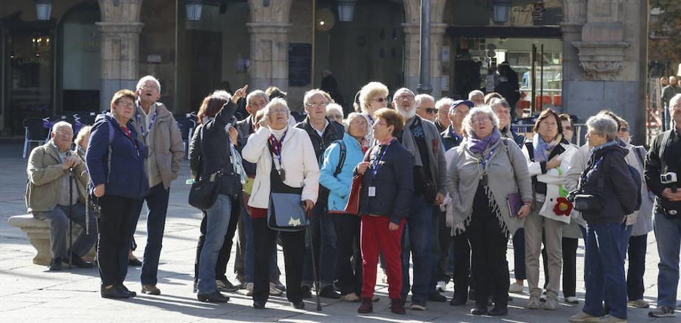 La capital acaricia el millón de pernoctaciones turísticas en 2017