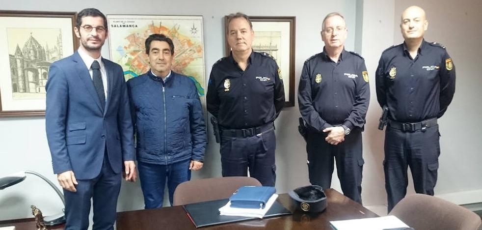 Los comerciantes de Aesco y CES preparan un operativo de seguridad