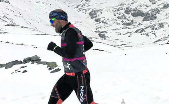 Con la vista puesta en el Mundial de raquetas de nieve