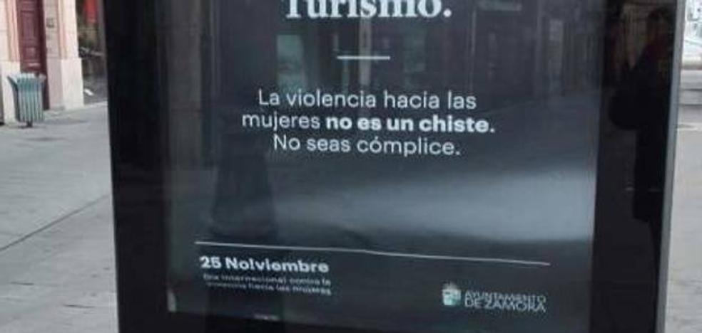 Así han reaccionado las redes sociales a la campaña contra la violencia de género de Zamora